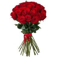 21 imported rose - flowers and bouquets on roza.kharkov.ua