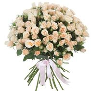 Bouquet of 25 roses - flowers and bouquets on roza.kharkov.ua