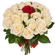 A bouquet of roses for your beloved - flowers and bouquets on roza.kharkov.ua