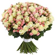 Элитный букет роз - цветы и букеты на roza.kharkov.ua