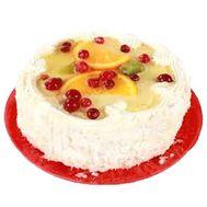 Фруктовый торт - цветы и букеты на roza.kharkov.ua