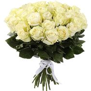 Delightful bouquet of roses - flowers and bouquets on roza.kharkov.ua