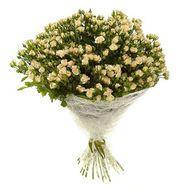 Букет из 51 розы - цветы и букеты на roza.kharkov.ua