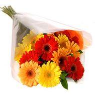 Букет из гербер - цветы и букеты на roza.kharkov.ua