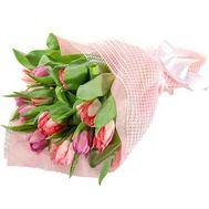 Букет тюльпанов - цветы и букеты на roza.kharkov.ua