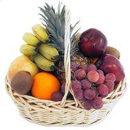 Fruit Basket - flowers and bouquets on roza.kharkov.ua