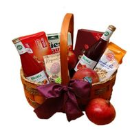 Gift basket - flowers and bouquets on roza.kharkov.ua