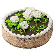 Торт из пекарни - цветы и букеты на roza.kharkov.ua