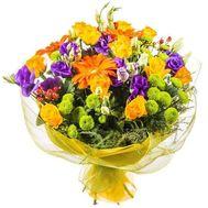 Bouquet Warm wishes - flowers and bouquets on roza.kharkov.ua