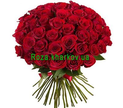 """Bouquet of imported roses"" in the online flower shop roza.kharkov.ua"