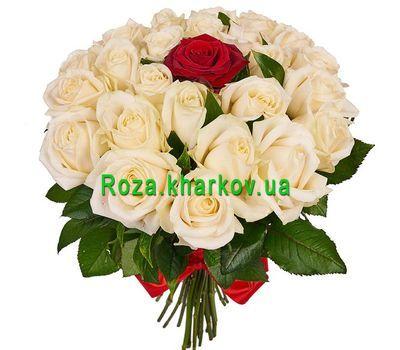 """""""Букет роз для любимой"""" в интернет-магазине цветов roza.kharkov.ua"""