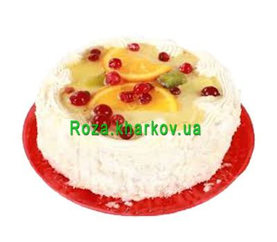 """""""Фруктовый торт"""" в интернет-магазине цветов roza.kharkov.ua"""