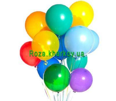 """""""Гелиевые шары"""" в интернет-магазине цветов roza.kharkov.ua"""