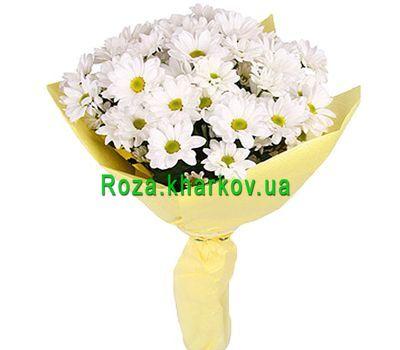 """""""Маленький букет ромашок"""" в интернет-магазине цветов roza.kharkov.ua"""