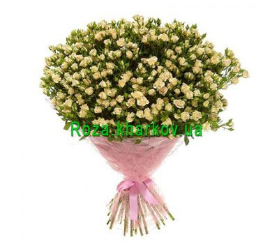 """Bouquet of 101 roses"" in the online flower shop roza.kharkov.ua"