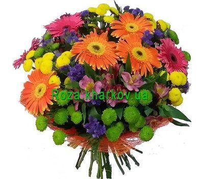 """""""Букет из цветов микс"""" в интернет-магазине цветов roza.kharkov.ua"""