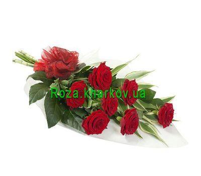 """""""Букет из красных роз"""" в интернет-магазине цветов roza.kharkov.ua"""