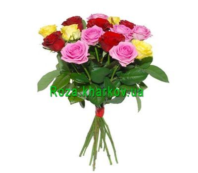 """""""Bouquet of roses"""" in the online flower shop roza.kharkov.ua"""