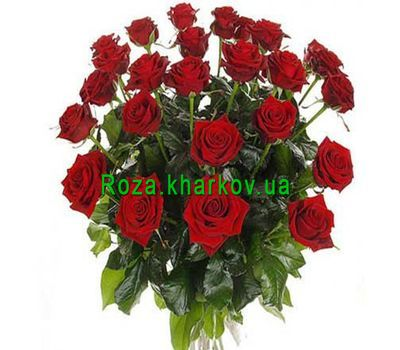 """Bouquet of red roses"" in the online flower shop roza.kharkov.ua"