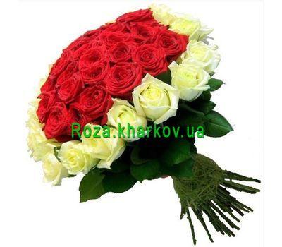 """Букет роз"" в интернет-магазине цветов roza.kharkov.ua"