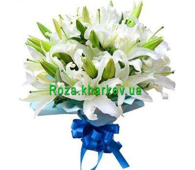 """""""Красивый букет лилий"""" в интернет-магазине цветов roza.kharkov.ua"""