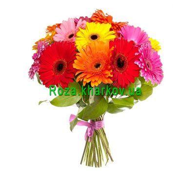 """Buy bouquet of gerberas"" in the online flower shop roza.kharkov.ua"