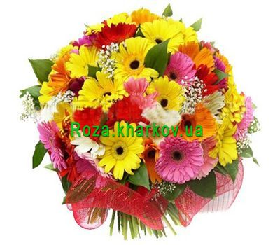 """Buy Gerberas"" in the online flower shop roza.kharkov.ua"