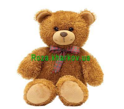"""Soft toy Brown bear"" in the online flower shop roza.kharkov.ua"