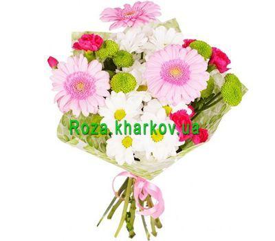 """""""Небольшой букет цветов"""" в интернет-магазине цветов roza.kharkov.ua"""